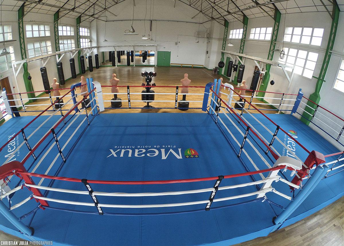 Notre Salle D Entrainement Cs Meaux Boxe Activites Pugilitiques
